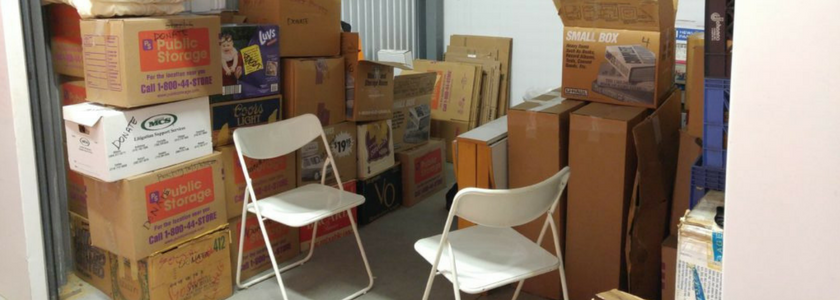 Storage Unit Clean Out