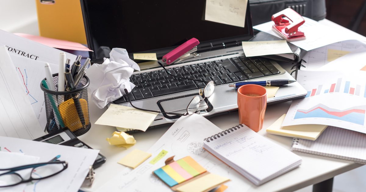 How Clutter Affects Your Sense of Home